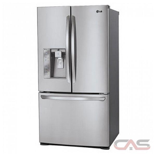 Lfx31925st Lg Refrigerator Canada Best Price Reviews