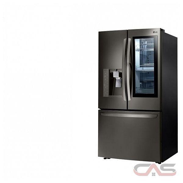 Lfxc24796d Lg Refrigerator Canada Best Price Reviews