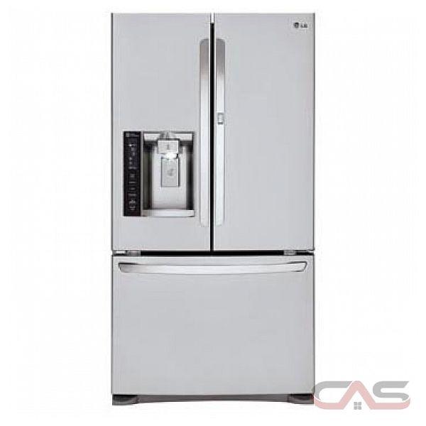 Lfxs27566s french door refrigerator door in door 36 quot width thru door