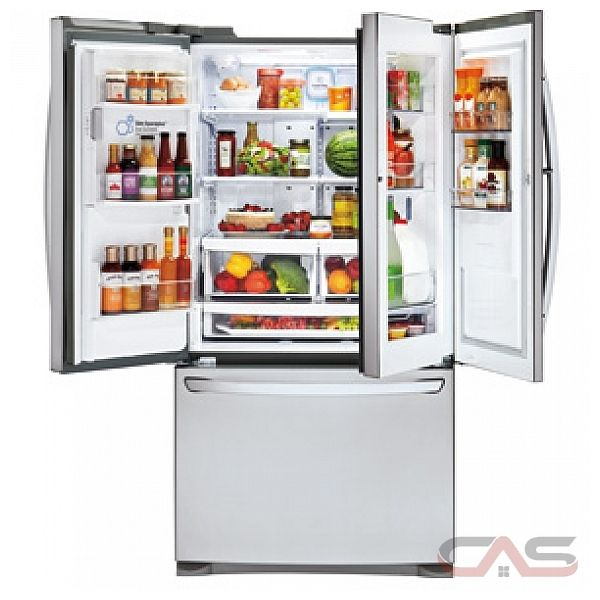Lfxs27566s Lg Refrigerator Canada Best Price Reviews