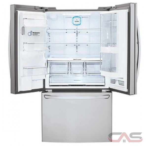 Lg Lfxs30766s Refrigerator Canada Best Price Reviews