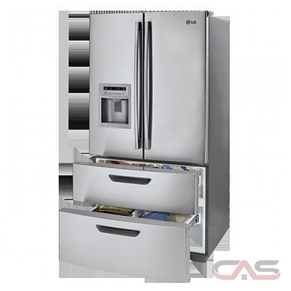Lmx25964st Lg Refrigerator Canada Best Price Reviews