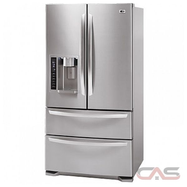 Lmx25984st Lg Refrigerator Canada Best Price Reviews
