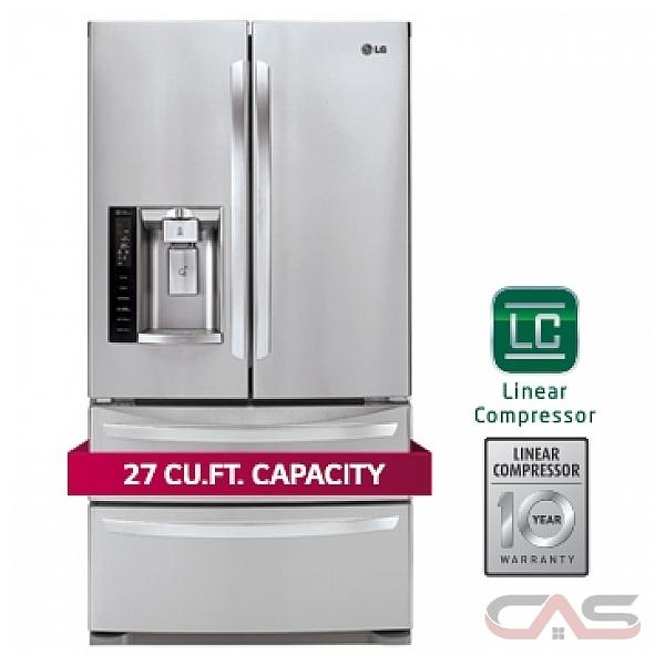 Lmxs27626s Lg Refrigerator Canada Best Price Reviews