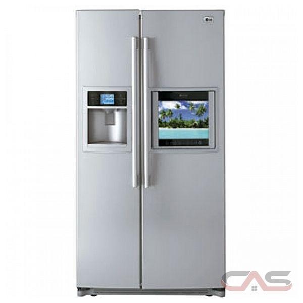 Lg Lsc27991tt Refrigerator Canada Best Price Reviews