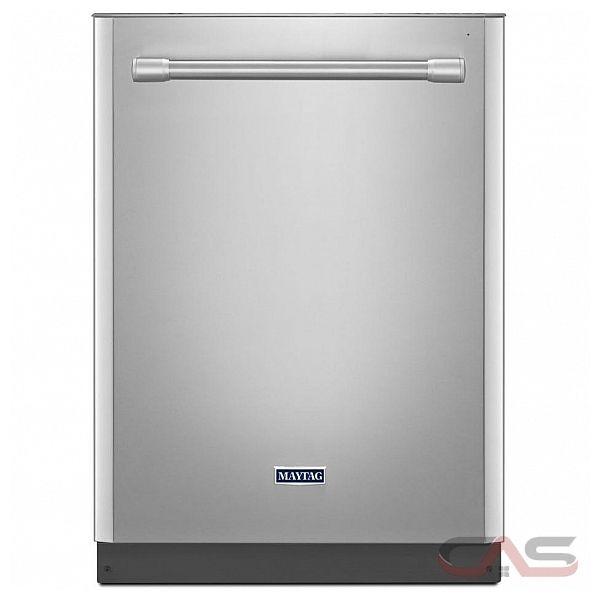 Maytag Mdb8969sd 24 In 47 Decibel Built In Dishwasher: Maytag MDB5969SDH Dishwasher Canada