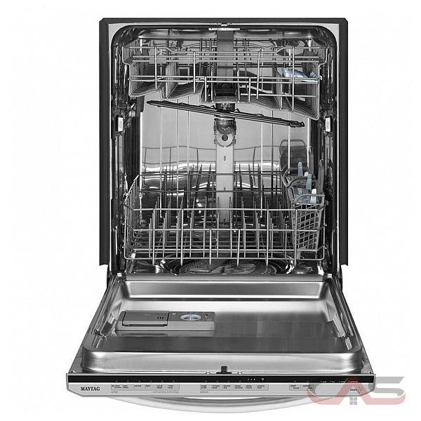 Maytag Mdb8969sd 24 In 47 Decibel Built In Dishwasher: Maytag MDB7759SAS Dishwasher Canada