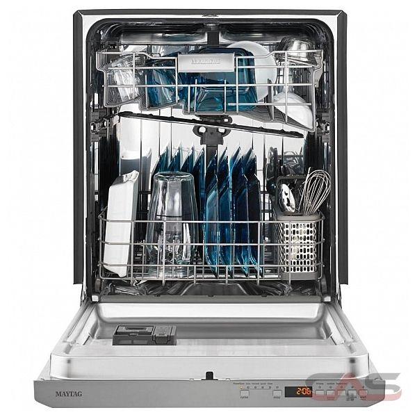 Maytag Mdb8969sd 24 In 47 Decibel Built In Dishwasher: Maytag MDB8959SFE Dishwasher Canada