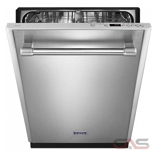 Maytag Mdb8969sd 24 In 47 Decibel Built In Dishwasher: MDB8969SDH Maytag Dishwasher Canada