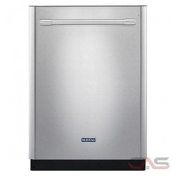Maytag Mdb8969sd 24 In 47 Decibel Built In Dishwasher: Maytag MDB8979SFZ Built-In Undercounter Dishwasher, 24