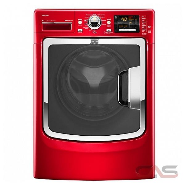 red maytag top load washer