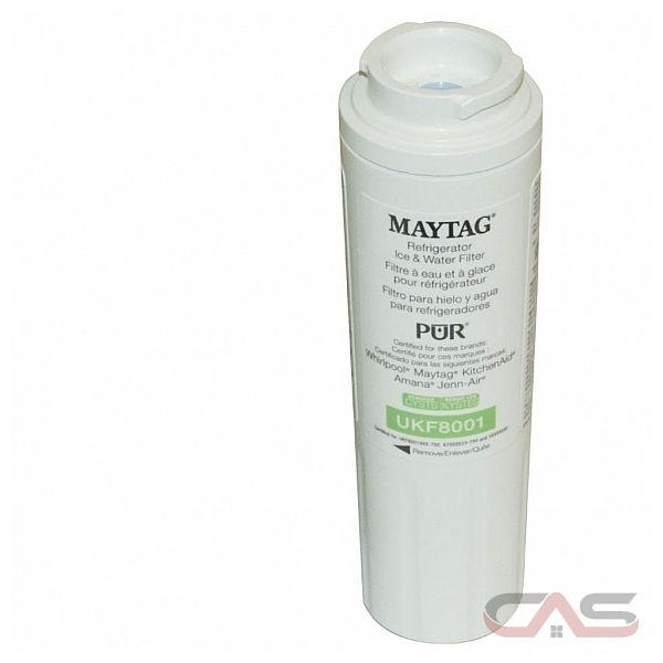 ukf8001 maytag refrigeration accessory canada
