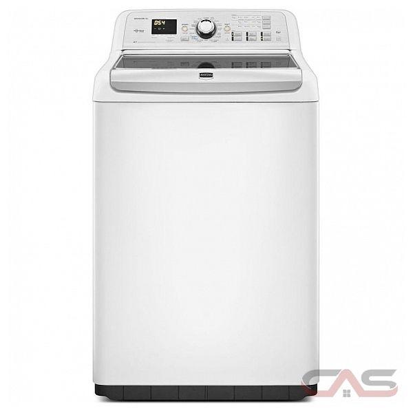 Toploading Washing Machine Builtin Energy Star Mvwb725bw