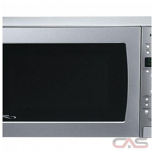Panasonic NNCD989S Countertop Microwave, 23 7/8