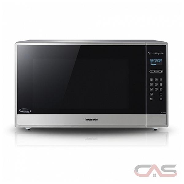 Panasonic NNSE995S Countertop Microwave, 23.8