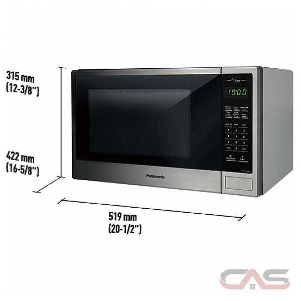 ... Countertop Microwave, 1.3 cubic ft - Best Price & Reviews - Canada