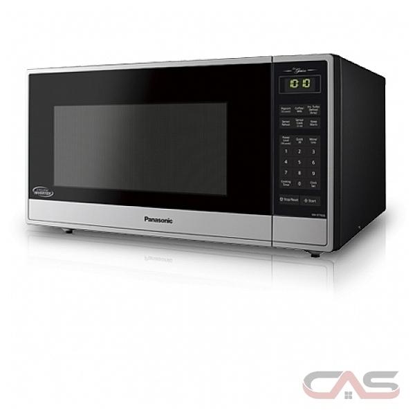Panasonic NNST765S Countertop Microwave, - Best Price & Reviews ...