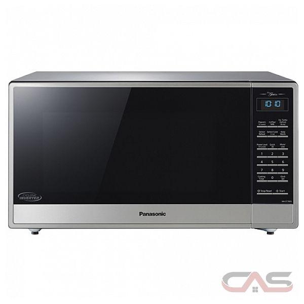 NNST785S Panasonic Microwave Canada - Best Price, Reviews ...