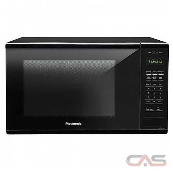 NNSG676B Countertop Microwave, 1.3 cubic ft, Black colour - Best ...