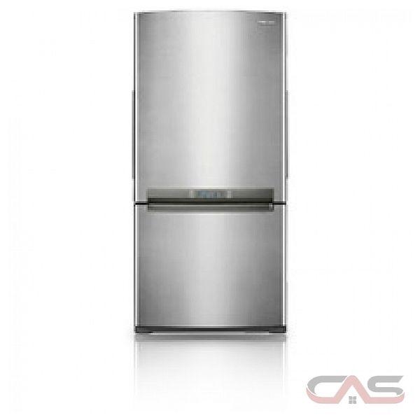Manitoba bottom freezer refrigerator samsung