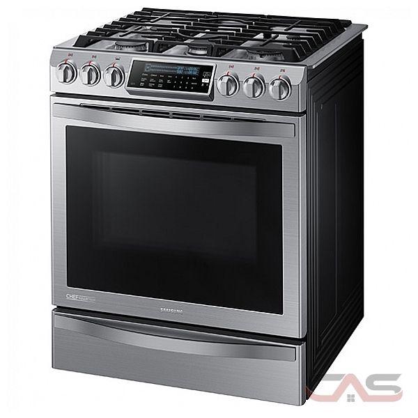 Nx58h9950ws Samsung Chef Collection Range Canada Best