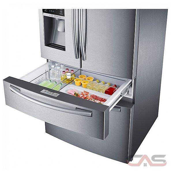 Samsung Rf25hmedbsr Refrigerator Canada Best Price