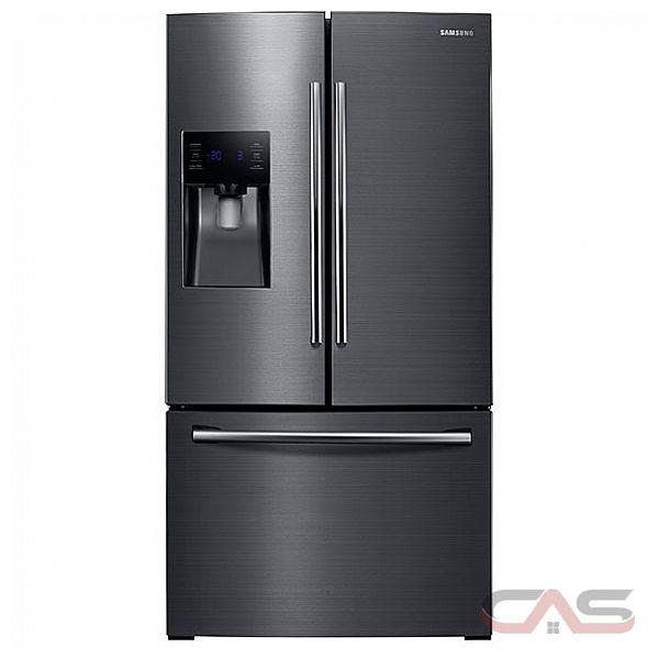 Rf263beaesg Samsung Refrigerator Canada Best Price Reviews And Specs