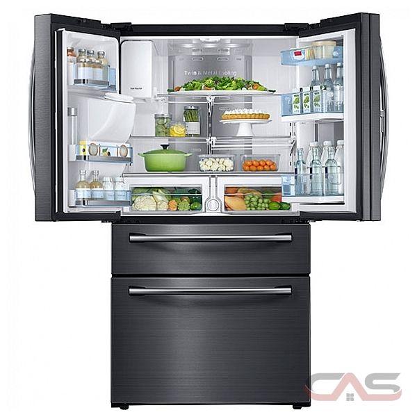 Samsung Rf28jbedbsg French Door Refrigerator 36 Quot Width