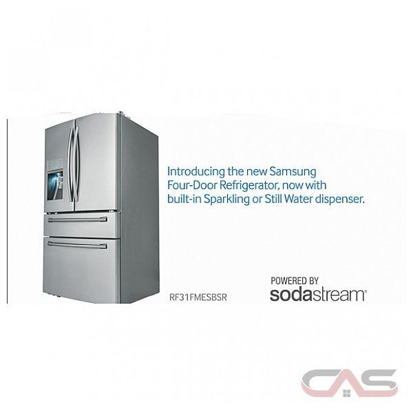 Rf31fmesbsr Samsung French Door Refrigerator Canada Best