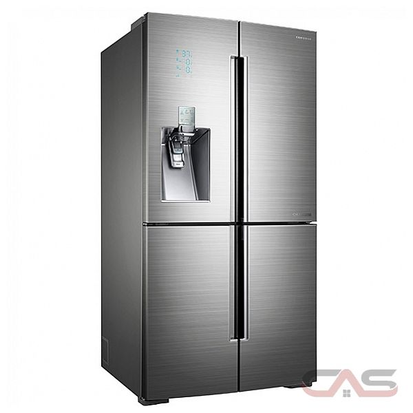 Samsung Chef Collection RF34H9960S4 French Door ...