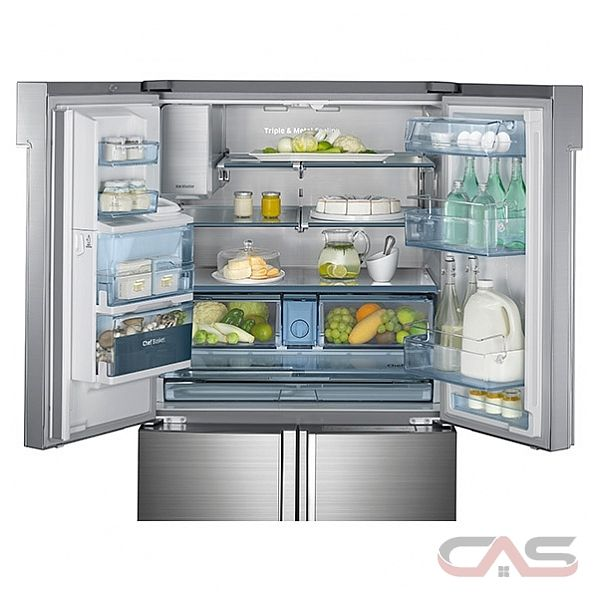 Rf34h9960s4 Samsung Chef Collection Refrigerator Canada