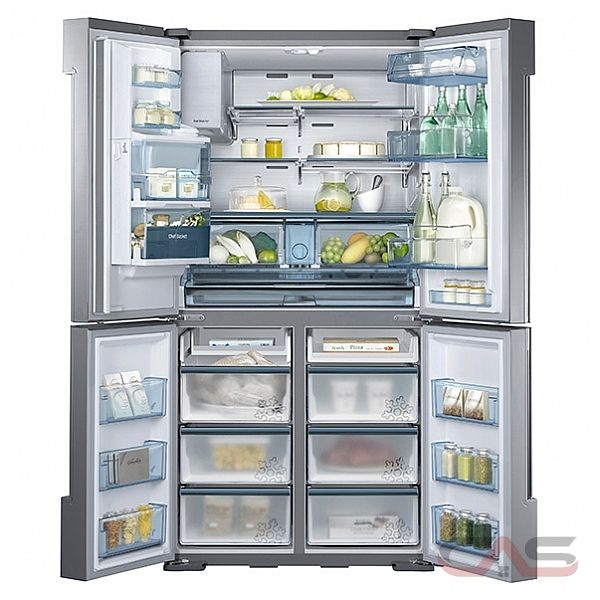 Samsung Chef Collection RF34H9960S4 Refrigerator Canada ...