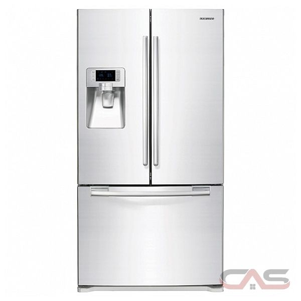 Whirlpool French Door Refrigerator Ice Maker Problems: RFG297AAWP Samsung Refrigerator Canada