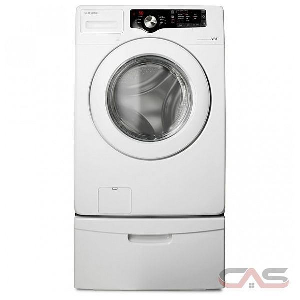 samsung wf210anw front load washer 27 in 4 0 cu ft direct drive vrttm 1100rpm 8 wash