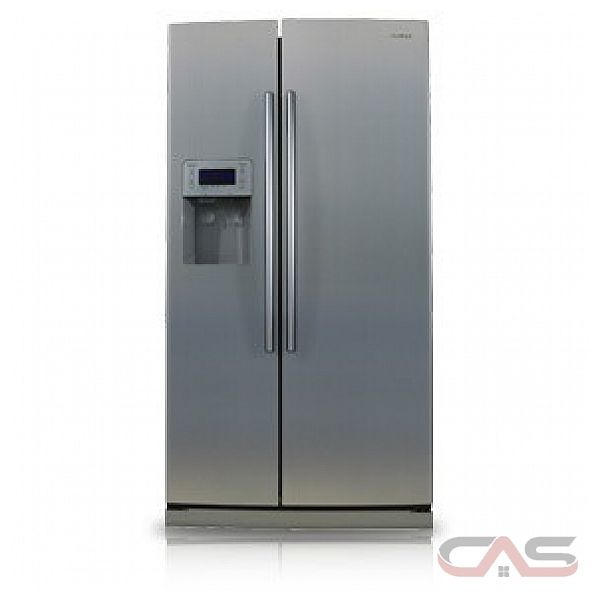 Samsung RS277ACRS 27 Cu.Ft. Side by Side Refrigerator