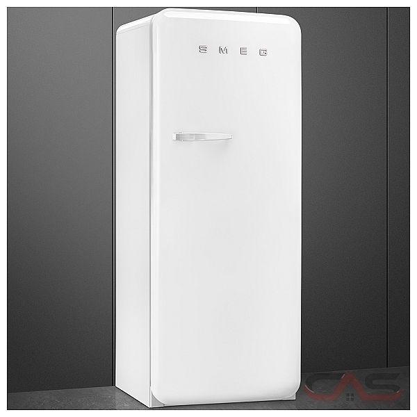 ghdonat.com Freezers Appliances White Smeg FAB28ULWH3 50s Retro ...