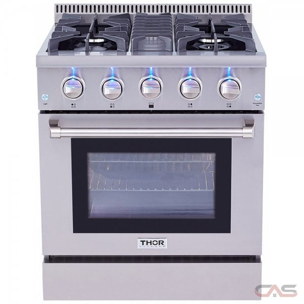 Hrd3088u Thor Kitchen Range Canada Best Price Reviews And Specs