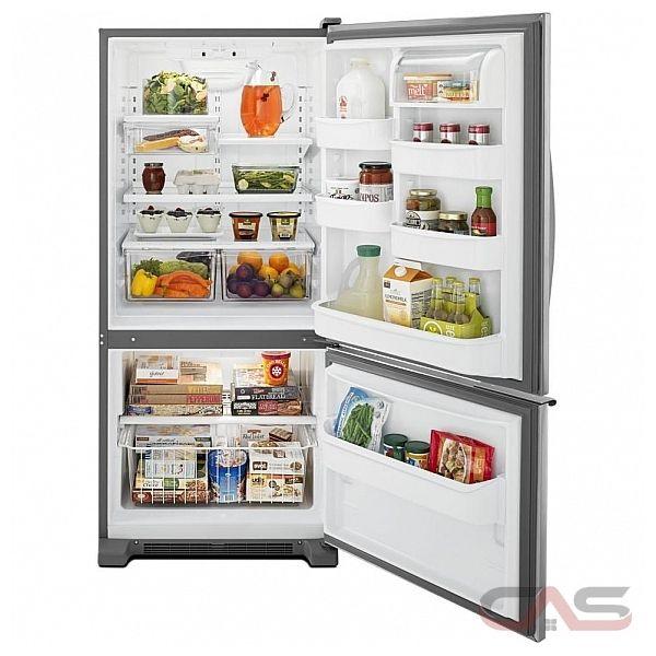 Wrb119wfbw Whirlpool Refrigerator Canada Best Price