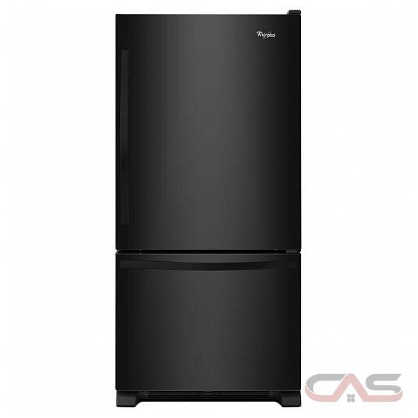 Whirlpool Wrb322dmbm Refrigerator Canada Best Price