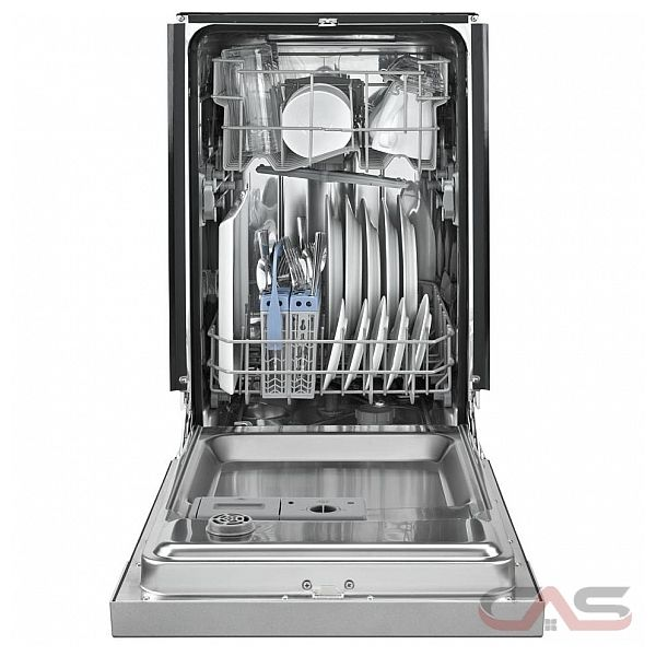 Whirlpool Wdf518saaw Whirlpool 18 In 57 Decibel Built In: WDF518SAAW Whirlpool Dishwasher Canada