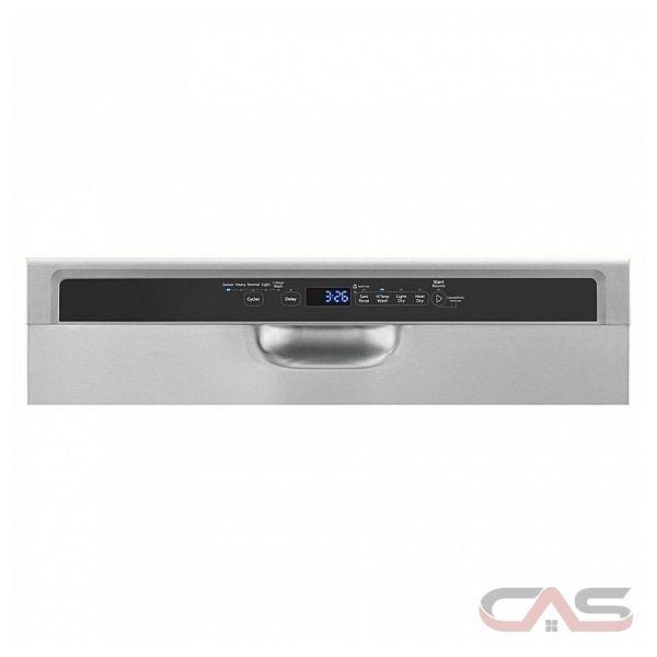 Wdf560safm Whirlpool Dishwasher Canada Best Price