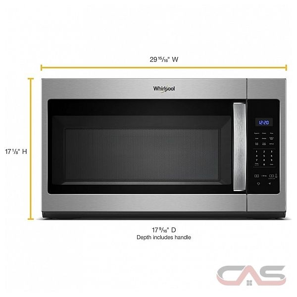 Ywmh31017hs Whirlpool Microwave Canada Best Price