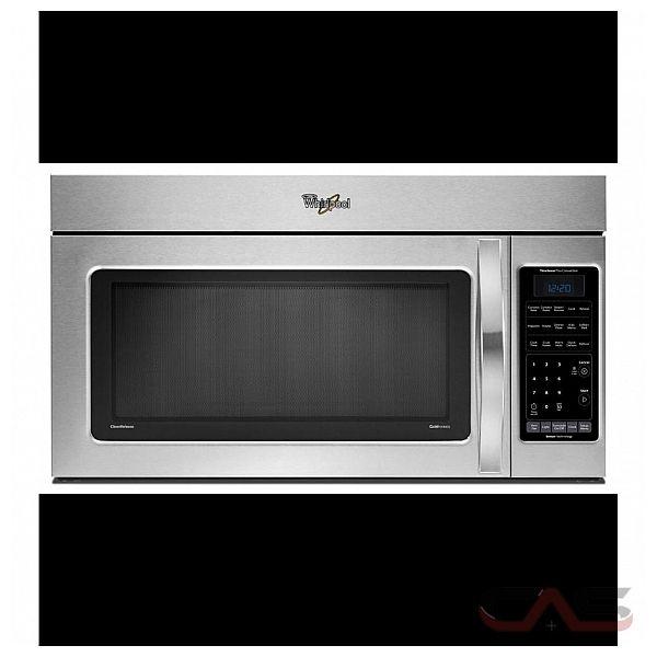 Whirlpool Ywmh76718as Microwave Canada Best Price