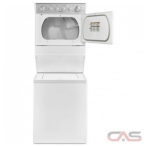 Whirlpool Apartment Size Washer And Dryer: Whirlpool YWET4027EW Washer Canada