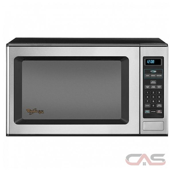 Whirlpool Gold GT4175SPS Countertop Microwave Oven, Sensor Cooking ...