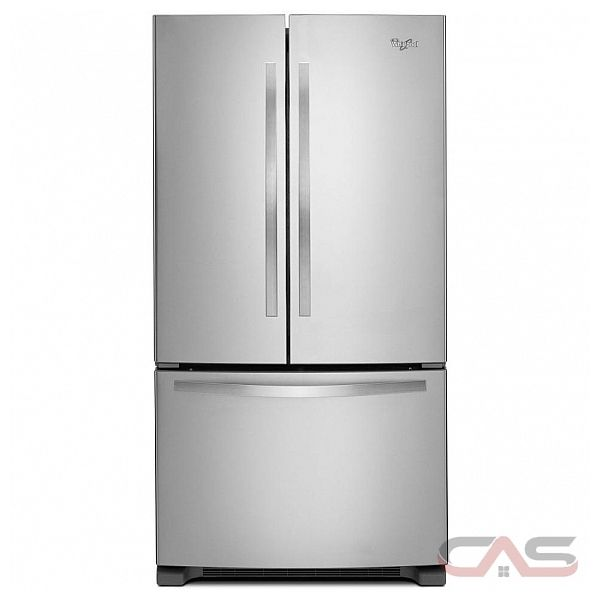 Whirlpool Kitchen Appliances Reviews: Whirlpool WRF532SNBW Refrigerator Canada