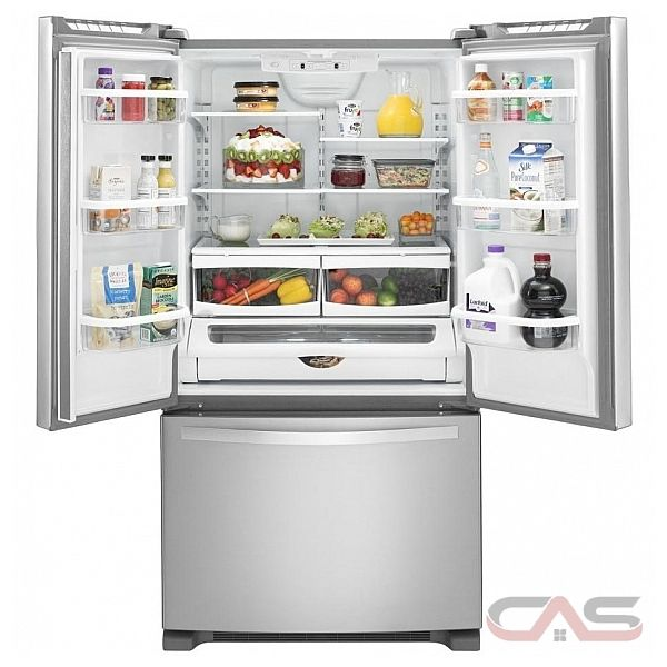 Dream Kitchen Reviews: WRF532SNBW Whirlpool Refrigerator Canada
