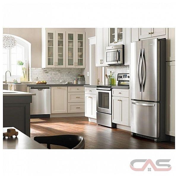 whirlpool wrf535smbm refrigerator canada best price. Black Bedroom Furniture Sets. Home Design Ideas
