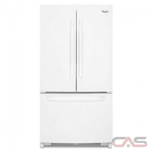 Whirlpool Wrf540cwbw French Door Refrigerator 36 Quot Width