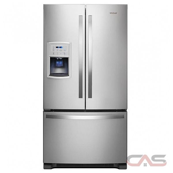 Whirlpool Wrf550cdhz French Door Refrigerator 36 Quot Width